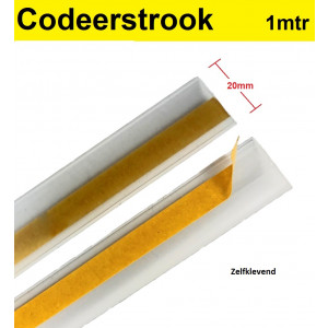 Schotman Elektro - SEP GCOM1M codeerstrook 20x1000mm