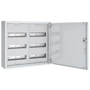 Schotman ELektro - SEP PRO MK23N verdeler 72 modulen